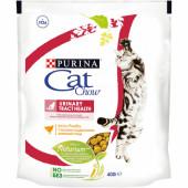 Cat Chow 400 г URINARY для взрослых кошек для здоровья мочевыводящей системы, с птицей