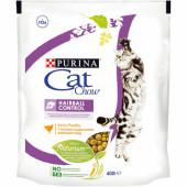 Cat Chow 400 г HAIRBALL для взрослых кошек контролирует образование комков шерсти в ЖКТ