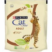 Cat Chow 400 г для взрослых кошек с уткой