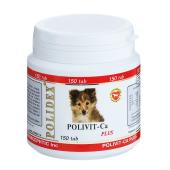 Витамины POLIDEX Polivit-Са Plus 150таб