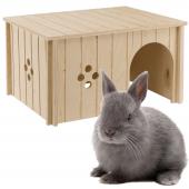 Домик SIN4646 для кроликов Ferplast