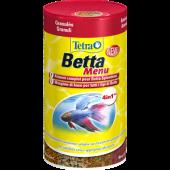 Корм для рыб Tetra Betta Menu 100мл