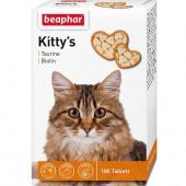 Витамины Beaphar Kitty's Taurine+Biotin 180 таб