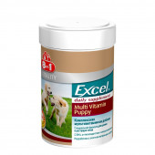 Витамины 8in1 Excel Multi vitamin puppy для щенков 100 таб.