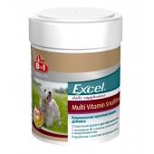 Витамины 8in1 Excel Multi vitamin small breed для собак мелких пород 70 таб.