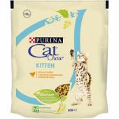 Cat Chow 400 г для котят с птицей