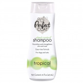 Шампунь 8in1 Perfect coat Tropical Shampoo Shed Control 473 мл