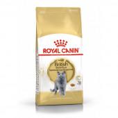 Royal Canin British Shorthair 2 кг для взрослых кошек породы британской короткошерстной