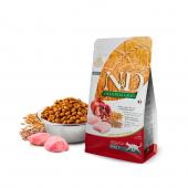 N&D для кошек 300 г 94% CHICKEN&POMEGRANATE,  курица, гранат