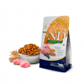 N&D для кошек 300 г 94% LAMB & BLUEBERRY, ягненок, черника