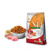 N&D для собак 800 г 90% MINI PUPPY CHICKEN & POMEGRANATE для щенков мини пород, курица,гранат