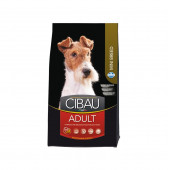 CIBAU 2,5 кг Mini breed adult для собак мелких пород, с курицей
