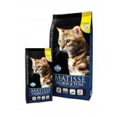 Matisse 400 г Salmon & Tuna для взрослых кошек, лосось и тунец
