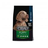 CIBAU 12 кг Maxi breed PUPPY для щенков крупных пород, с курицей