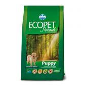 ECOPET Medium PUPPY 12 кг для щенков средних пород, с курицей