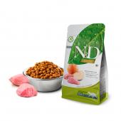 N&D для кошек 1,5 кг 98% BOAR&APPLE кабан,яблоко,смородина