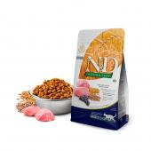 N&D для кошек 1,5 кг 94% LAMB & BLUEBERRY, ягненок, черника