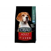CIBAU 12 кг Medium breed adult для собак средних пород с курицей