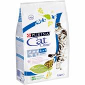 Cat Chow  1,5 кг 3в1 для взрослых кошек тройная защита 3 в 1