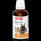 Витамины Beaphar Trink+Fit для грызунов 50 мл
