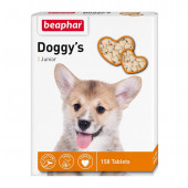 Витамины Beaphar Doggys junior 150 таб
