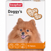 Витамины Beaphar Doggy's Biotin 75 таб