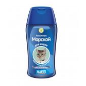 Шампунь Морской для кошек короткошерстных пород 180 мл.