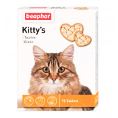 Витамины Beaphar Kitty's Taurine+Biotin 75 таб
