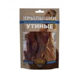 Деревенские Лакомства для собак крылышки утиные 50 гр