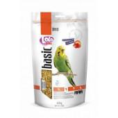 Корм LoLo pets basic фруктовый для волнистых попугаев 600г Арт. LO-70215