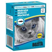 Bozita для кошек 370г кусочки скумбрии в желе