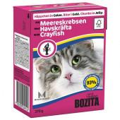 Bozita для кошек 370г кусочки лангуста в желе
