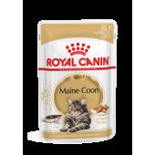 Royal Canin 85 г Maine Coon для кошек породы Мэйн Кун