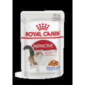 Royal Canin 85 г INSTINCTIVE желе