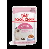 Royal Canin 85 г KITTEN желе