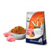 N&D для собак 2,5 кг 96% MEDIUM&MAXI PUPPY LAMB&BLUEBERRY PUMPKINщенки средние крупные ягненок черника тыква