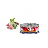 N&D для кошек 80 г Ж/Б DIGESTION поддержка пищеварения