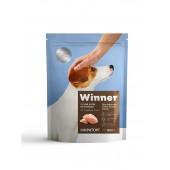 Winner для собак 800 г для взрослых собак мелких пород с курицей от 1 года до 7 лет