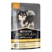 Pro Plan 100 г для собак с курицей