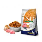 N&D для собак 2,5 кг 90% MINI PUPPY LAMB & BLUEBERRY для щенков мини пород с ягненком