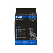 PureLuxe для кошек 1,5 кг finicky cat chicken для привередливых кошек 939914
