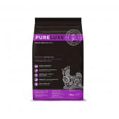 PureLuxe для собак 1,81 кг Small dog Turkey, split peas&salmon, для мини пород с индейкой, лососем и горошком 939679