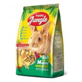 Корм Happy Jungle 400 г для кроликов