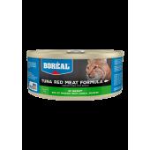 BOREAL для кошек 80 г красное мясо тунца в соусе 007000