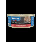 BOREAL для кошек 80 г красное мясо тунца в соусе с креветками 007024