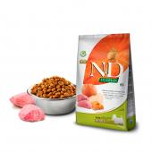N&D для собак 2,5 кг 96% MINI ADULT BOAR&APPLE PUMPKIN для мини пород, кабан,тыква,яблоко