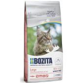 Bozita для кошек 2 кг Lardge GrainFree для кошек крупных пород с лососем и курицей
