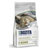 Bozita для кошек 400 г Sterilised GrainFree для домашних и стерилизованных кошек с курицей