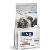 Bozita для кошек 400 г Sterilised GrainFree для домашних и стерилизованных кошек с мясом оленя
