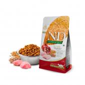 N&D для кошек 1,5 кг 94% CHICKEN&POMEGRANATE NEUTERED, для стерилизованных курица, гранат